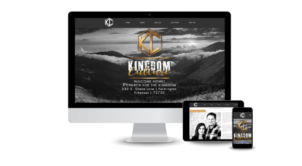 WEBSITE - Kingdom Culture Church, Springdale, AR